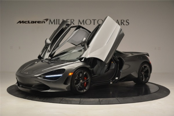 Used 2018 McLaren 720S Coupe for sale Sold at Pagani of Greenwich in Greenwich CT 06830 13