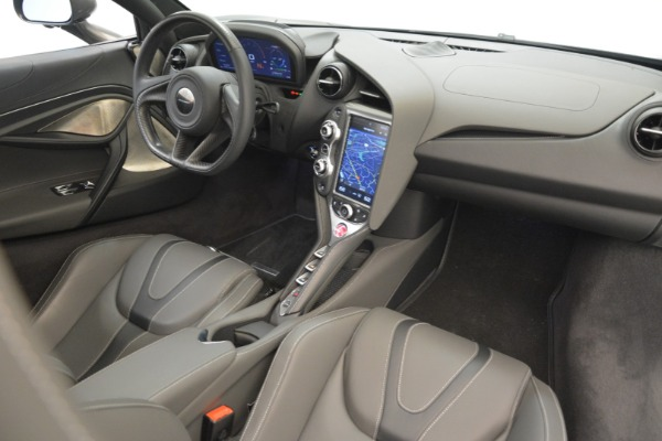 Used 2018 McLaren 720S for sale $269,900 at Pagani of Greenwich in Greenwich CT 06830 17