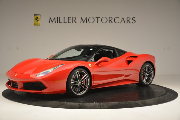 Used 2018 Ferrari 488 GTB for sale Sold at Pagani of Greenwich in Greenwich CT 06830 2