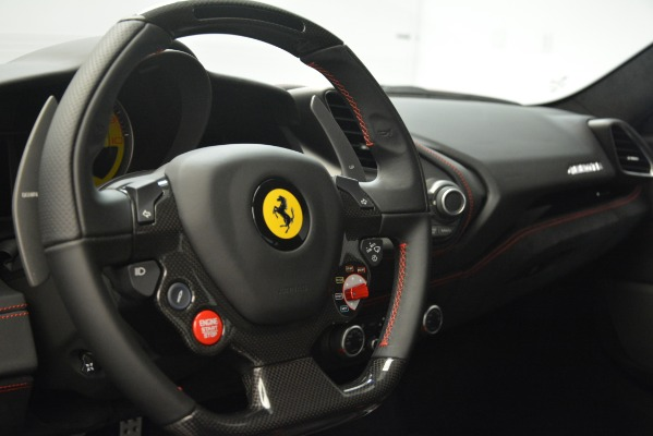 Used 2018 Ferrari 488 GTB for sale Sold at Pagani of Greenwich in Greenwich CT 06830 22