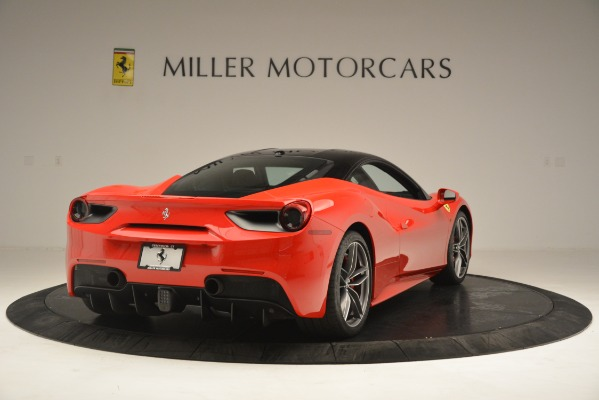 Used 2018 Ferrari 488 GTB for sale Sold at Pagani of Greenwich in Greenwich CT 06830 7