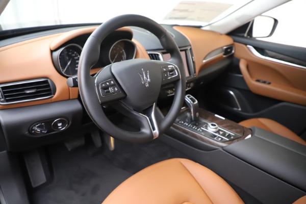 New 2019 Maserati Levante Q4 for sale Sold at Pagani of Greenwich in Greenwich CT 06830 13