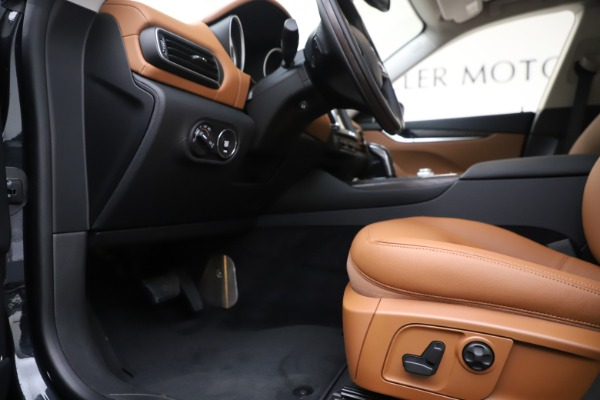 New 2019 Maserati Levante Q4 for sale Sold at Pagani of Greenwich in Greenwich CT 06830 14
