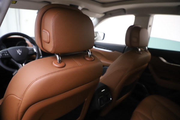 New 2019 Maserati Levante Q4 for sale Sold at Pagani of Greenwich in Greenwich CT 06830 20