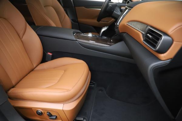 New 2019 Maserati Levante Q4 for sale Sold at Pagani of Greenwich in Greenwich CT 06830 24