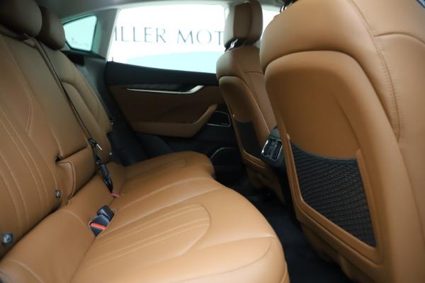 New 2019 Maserati Levante Q4 for sale Sold at Pagani of Greenwich in Greenwich CT 06830 27