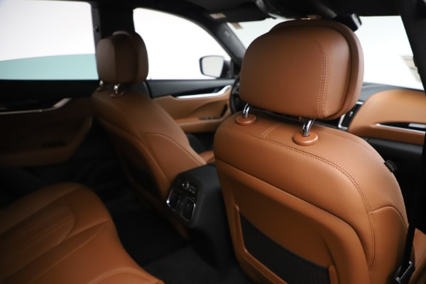 New 2019 Maserati Levante Q4 for sale Sold at Pagani of Greenwich in Greenwich CT 06830 28