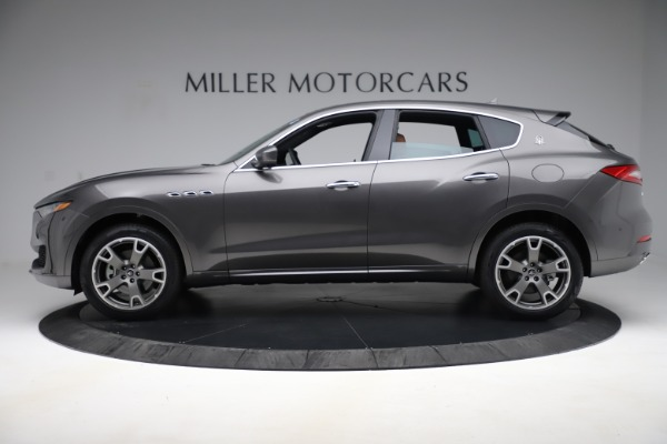 New 2019 Maserati Levante Q4 for sale Sold at Pagani of Greenwich in Greenwich CT 06830 3