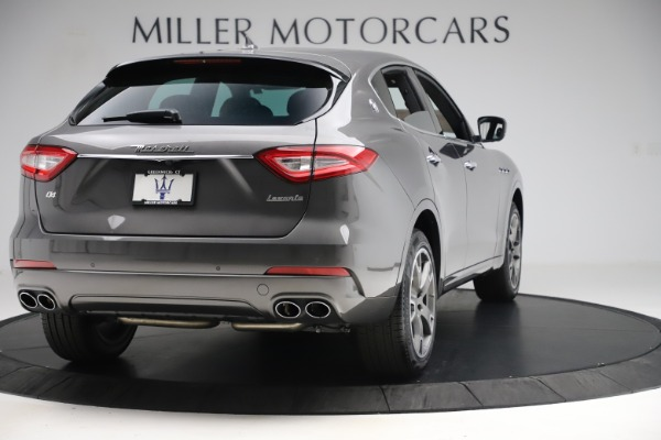 New 2019 Maserati Levante Q4 for sale Sold at Pagani of Greenwich in Greenwich CT 06830 7