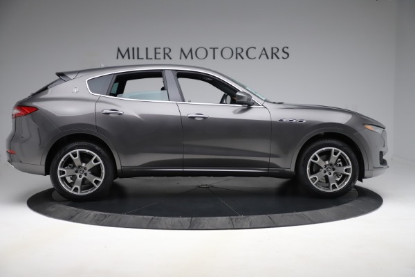 New 2019 Maserati Levante Q4 for sale Sold at Pagani of Greenwich in Greenwich CT 06830 9