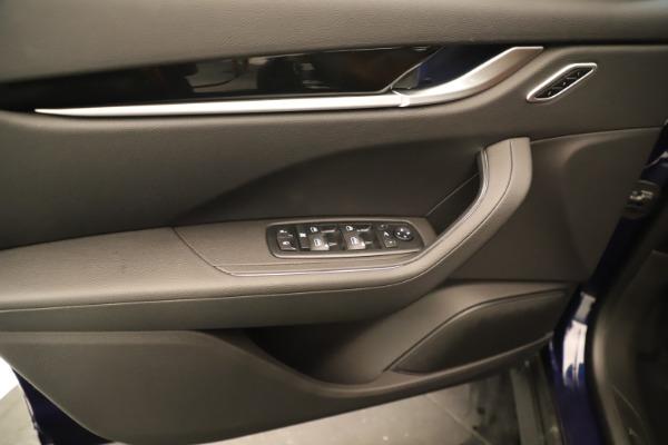 New 2019 Maserati Levante Q4 for sale Sold at Pagani of Greenwich in Greenwich CT 06830 17
