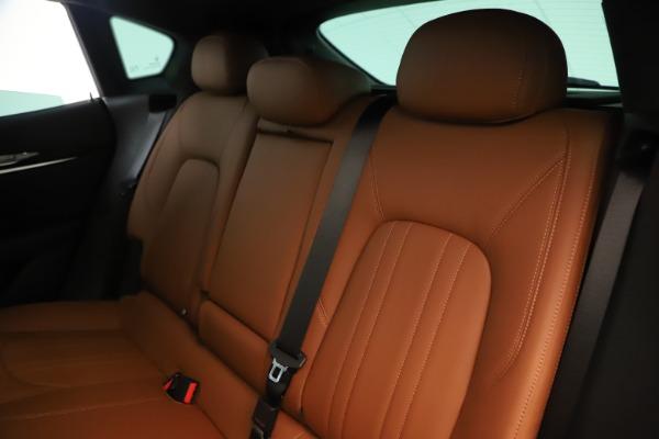 New 2019 Maserati Levante Q4 for sale Sold at Pagani of Greenwich in Greenwich CT 06830 18