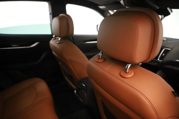 New 2019 Maserati Levante Q4 for sale Sold at Pagani of Greenwich in Greenwich CT 06830 28