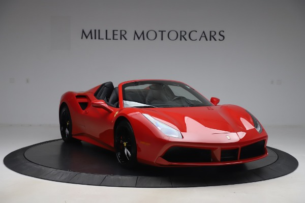 Used 2017 Ferrari 488 Spider for sale $275,900 at Pagani of Greenwich in Greenwich CT 06830 11
