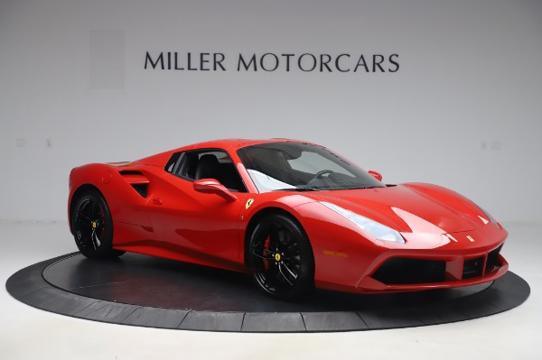 Used 2017 Ferrari 488 Spider for sale $275,900 at Pagani of Greenwich in Greenwich CT 06830 18
