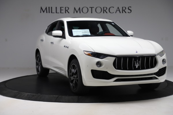 New 2019 Maserati Levante Q4 for sale Sold at Pagani of Greenwich in Greenwich CT 06830 11