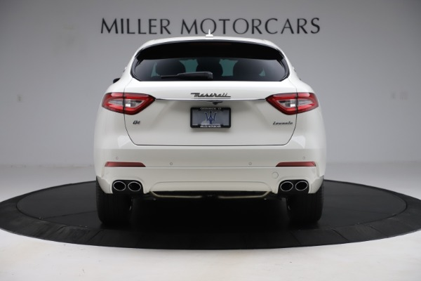 New 2019 Maserati Levante Q4 for sale Sold at Pagani of Greenwich in Greenwich CT 06830 6
