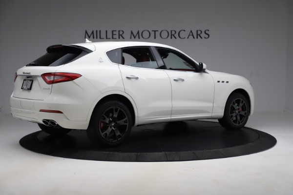 New 2019 Maserati Levante Q4 for sale Sold at Pagani of Greenwich in Greenwich CT 06830 8