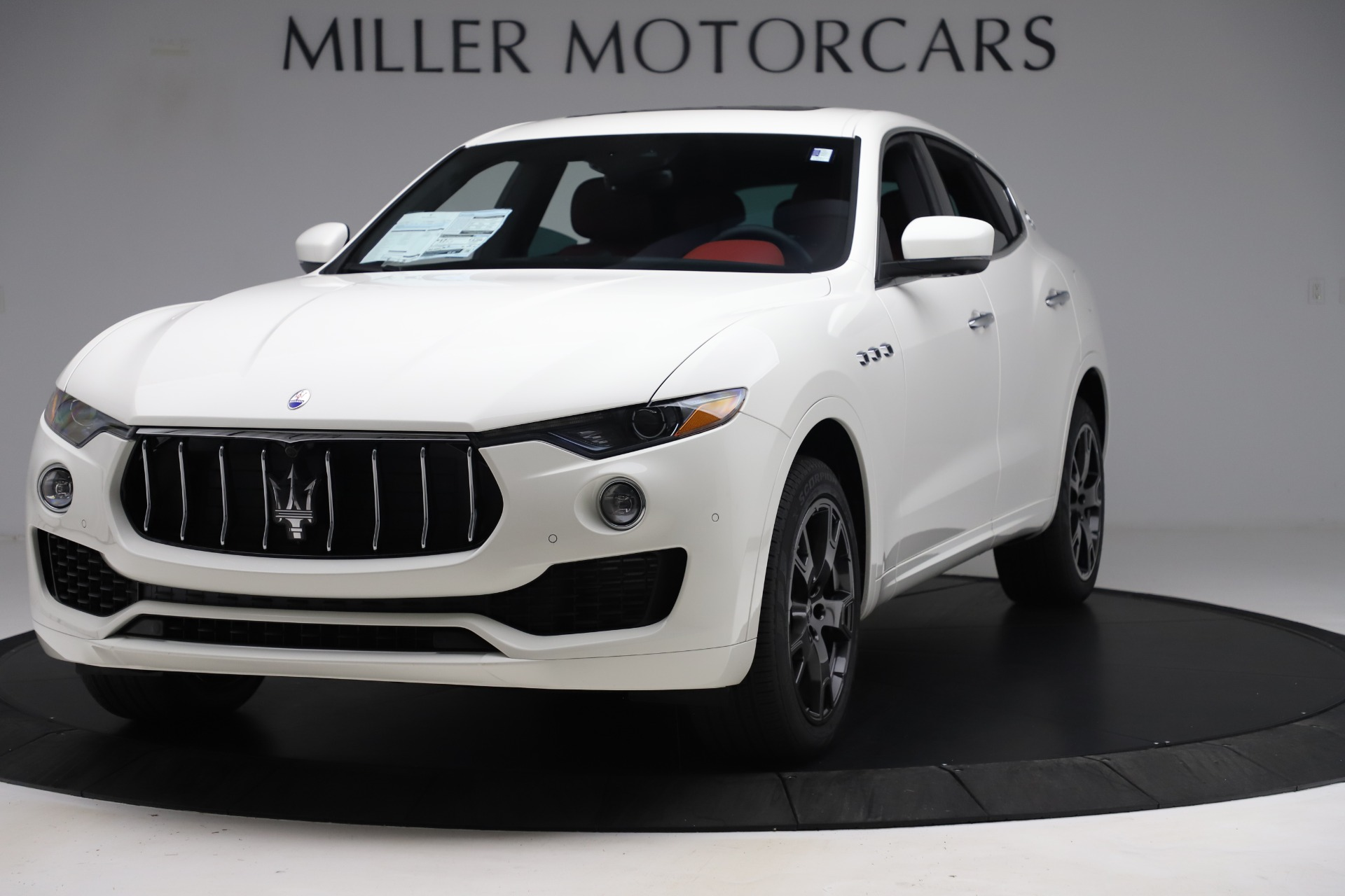 New 2019 Maserati Levante Q4 for sale Sold at Pagani of Greenwich in Greenwich CT 06830 1