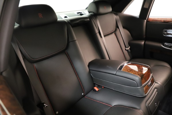 Used 2016 Rolls-Royce Ghost for sale Sold at Pagani of Greenwich in Greenwich CT 06830 20