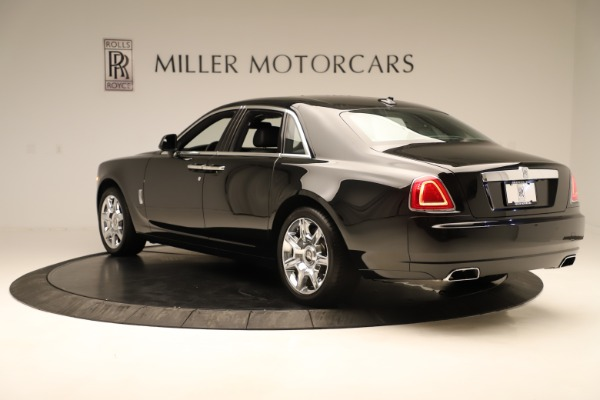 Used 2016 Rolls-Royce Ghost for sale Sold at Pagani of Greenwich in Greenwich CT 06830 5