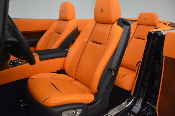 Used 2016 Rolls-Royce Dawn for sale Sold at Pagani of Greenwich in Greenwich CT 06830 17