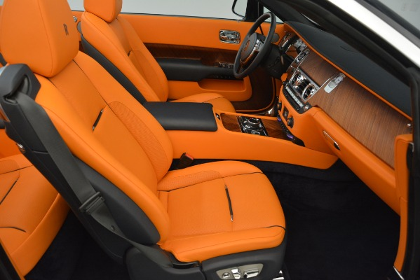 Used 2016 Rolls-Royce Dawn for sale Sold at Pagani of Greenwich in Greenwich CT 06830 23