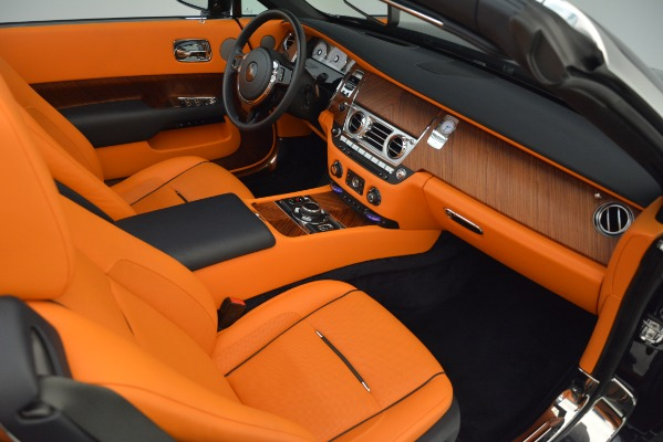 Used 2016 Rolls-Royce Dawn for sale Sold at Pagani of Greenwich in Greenwich CT 06830 24