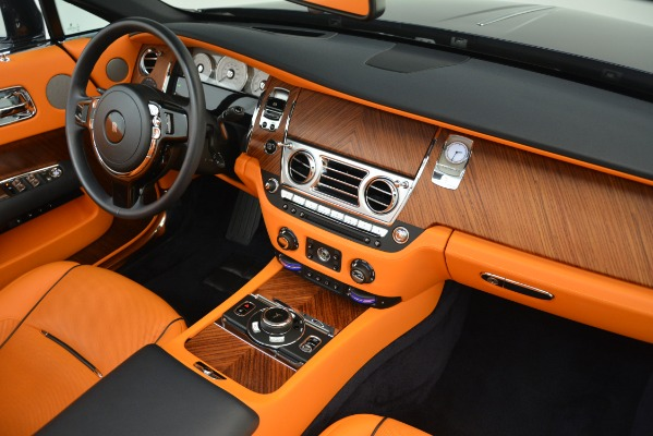 Used 2016 Rolls-Royce Dawn for sale Sold at Pagani of Greenwich in Greenwich CT 06830 28