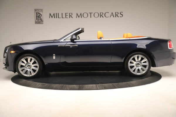 Used 2016 Rolls-Royce Dawn for sale Sold at Pagani of Greenwich in Greenwich CT 06830 3