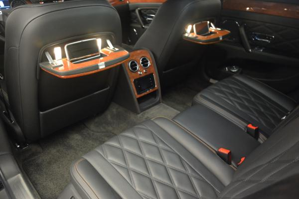 Used 2014 Bentley Flying Spur W12 for sale Sold at Pagani of Greenwich in Greenwich CT 06830 18