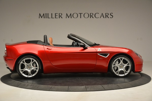 Used 2009 Alfa Romeo 8c Spider for sale Sold at Pagani of Greenwich in Greenwich CT 06830 10