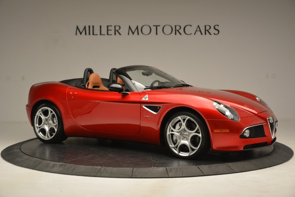 Used 2009 Alfa Romeo 8c Spider for sale Sold at Pagani of Greenwich in Greenwich CT 06830 11