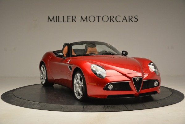 Used 2009 Alfa Romeo 8c Spider for sale Sold at Pagani of Greenwich in Greenwich CT 06830 12