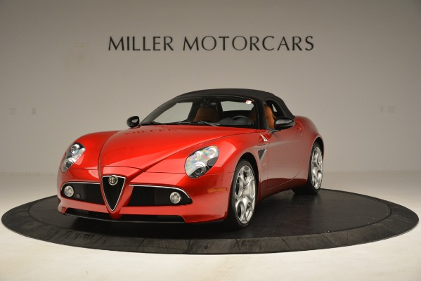 Used 2009 Alfa Romeo 8c Spider for sale Sold at Pagani of Greenwich in Greenwich CT 06830 13