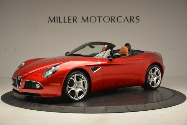Used 2009 Alfa Romeo 8c Spider for sale Sold at Pagani of Greenwich in Greenwich CT 06830 2