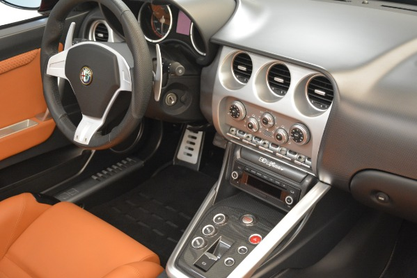 Used 2009 Alfa Romeo 8c Spider for sale Sold at Pagani of Greenwich in Greenwich CT 06830 23