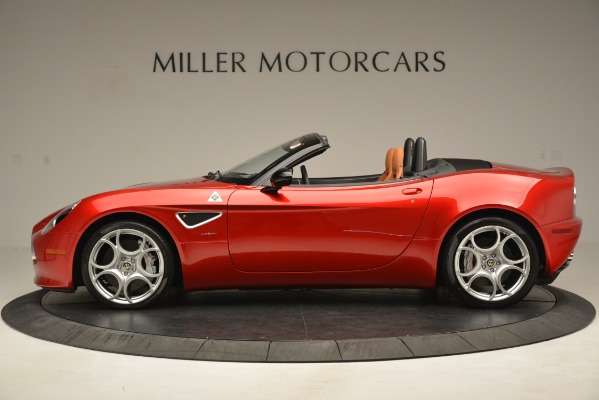 Used 2009 Alfa Romeo 8c Spider for sale Sold at Pagani of Greenwich in Greenwich CT 06830 3
