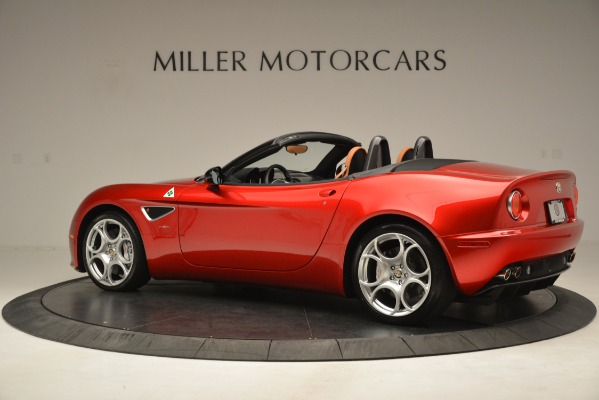 Used 2009 Alfa Romeo 8c Spider for sale Sold at Pagani of Greenwich in Greenwich CT 06830 4