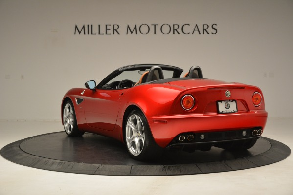 Used 2009 Alfa Romeo 8c Spider for sale Sold at Pagani of Greenwich in Greenwich CT 06830 5