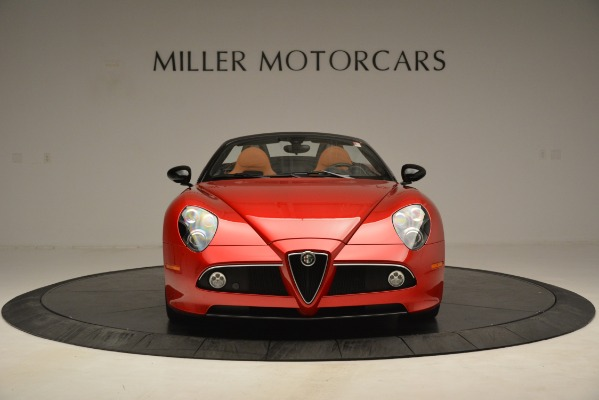 Used 2009 Alfa Romeo 8c Spider for sale Sold at Pagani of Greenwich in Greenwich CT 06830 7