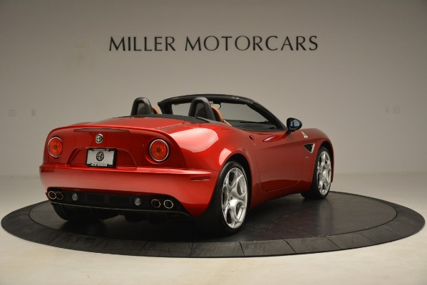 Used 2009 Alfa Romeo 8c Spider for sale Sold at Pagani of Greenwich in Greenwich CT 06830 8