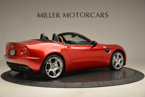 Used 2009 Alfa Romeo 8c Spider for sale Sold at Pagani of Greenwich in Greenwich CT 06830 9