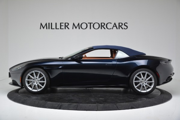 New 2019 Aston Martin DB11 V8 for sale Sold at Pagani of Greenwich in Greenwich CT 06830 14