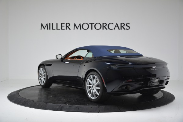 New 2019 Aston Martin DB11 V8 for sale Sold at Pagani of Greenwich in Greenwich CT 06830 15