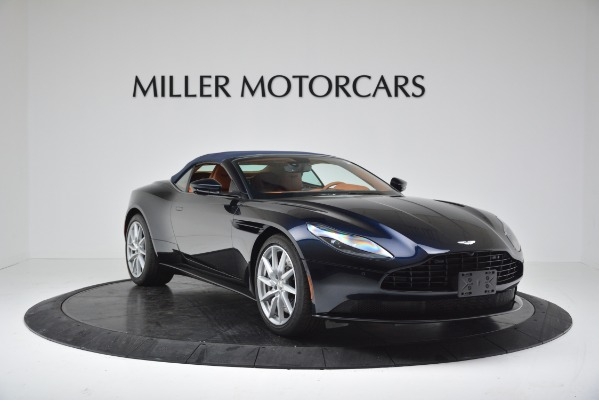 New 2019 Aston Martin DB11 V8 for sale Sold at Pagani of Greenwich in Greenwich CT 06830 18
