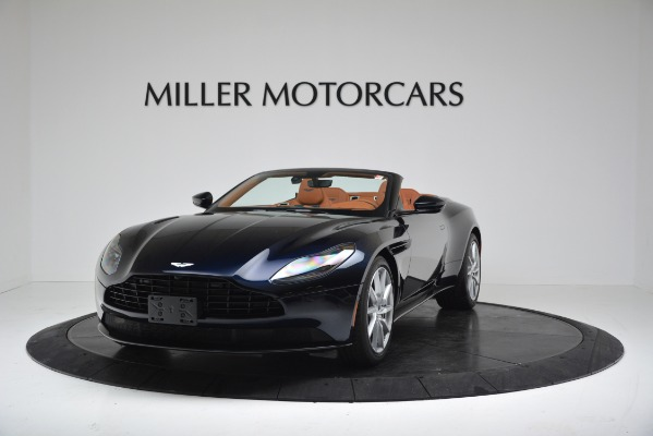 New 2019 Aston Martin DB11 V8 for sale Sold at Pagani of Greenwich in Greenwich CT 06830 2