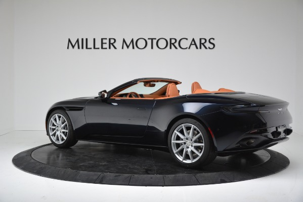 New 2019 Aston Martin DB11 V8 for sale Sold at Pagani of Greenwich in Greenwich CT 06830 4