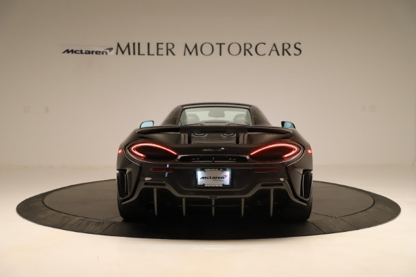 Used 2020 McLaren 600LT Spider for sale $249,900 at Pagani of Greenwich in Greenwich CT 06830 12
