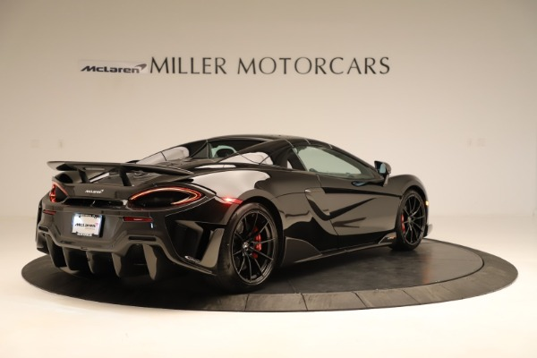 Used 2020 McLaren 600LT Spider for sale $249,900 at Pagani of Greenwich in Greenwich CT 06830 13